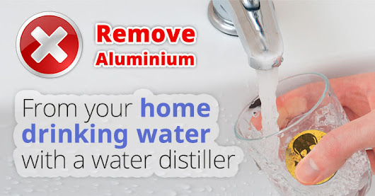 Aluminium in our drinking water