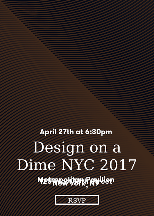 Project spotlight design on a dime nyc 2017 recently our for Decor on a dime