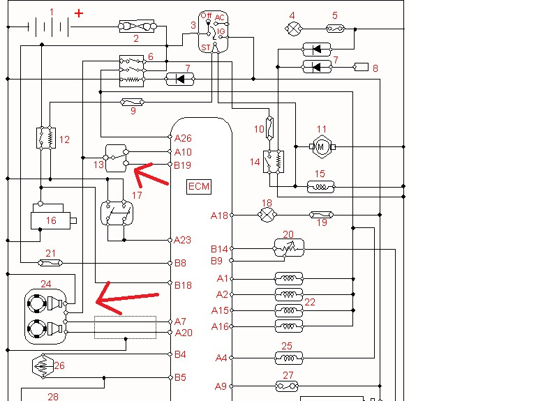 holden rodeo wiring diagram image 5