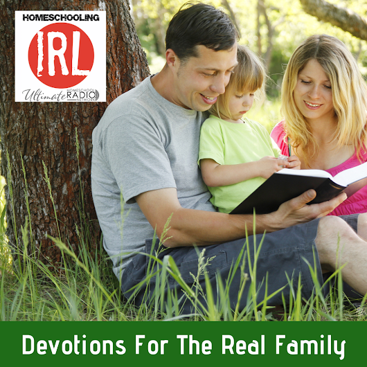 Devotions For The Real Family