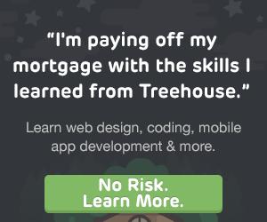 Learn Web Design, Coding & More. No Risk. No Contracts. Learn More