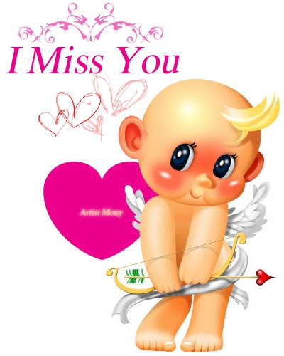Miss You Cupid Free Missing Him Ecards Greeting Cards 123