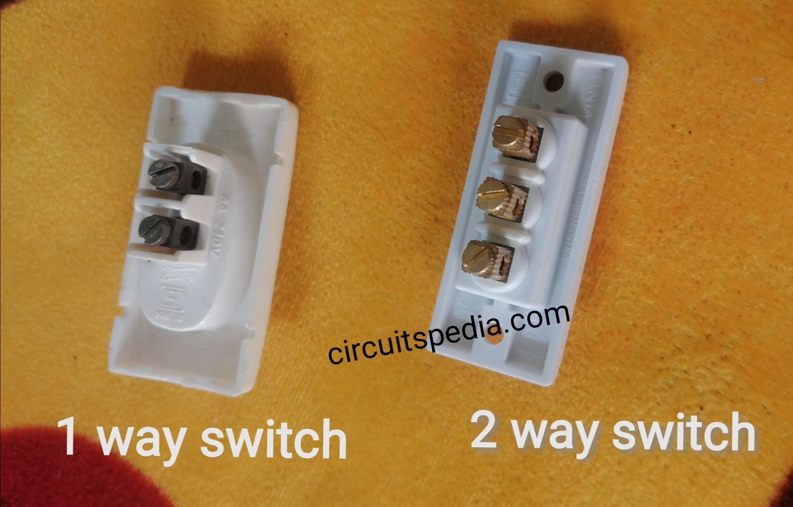 Godown Wiring Tunnel Wiring Light Switch Wiring 2 Way Switch Wiring