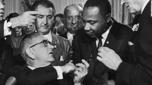 The Supreme Court may take a chunk out of MLK's legacy - CNN