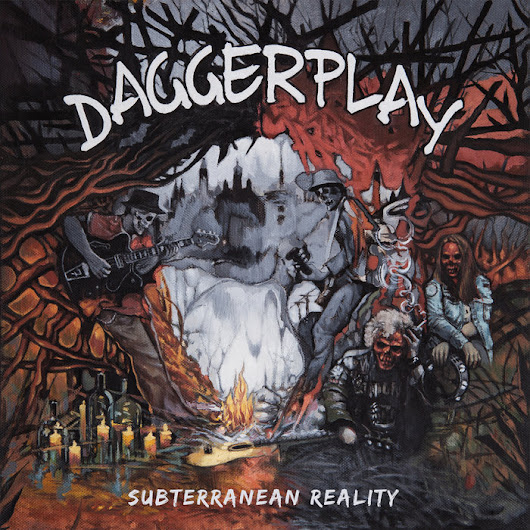 Subterranean Reality, by Daggerplay