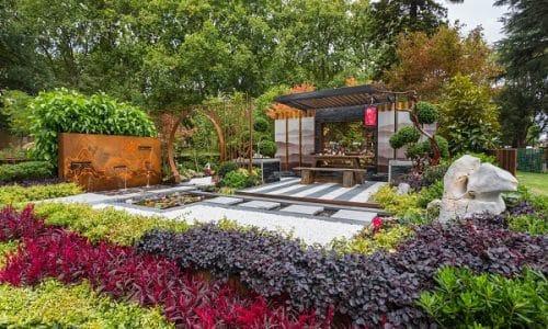 Landscape Design Show Gardens Melbourne International Flower