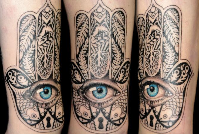 Los 5 Mejores Tatuajes De La Mano De Fátima Diarios Ciudadanos