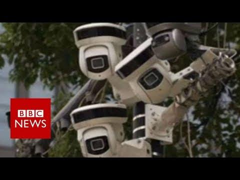 .世界上最大的監控攝影機製造商是否正在向中國發送影像?