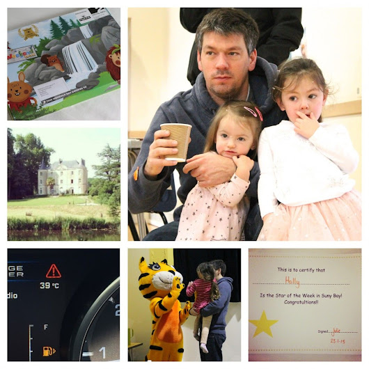 Weekly Photo Roundup | 25th January 2015 - diary of a midlife mummy