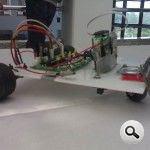 đường băng robot