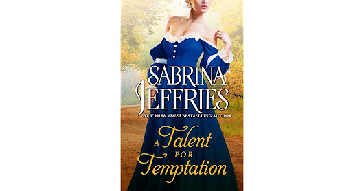 Barbara Rogers's review of A Talent for Temptation (Sinful Suitors, #4.5)