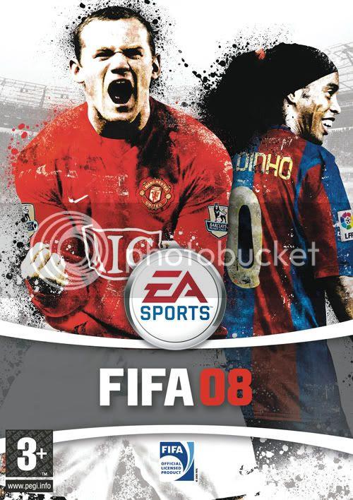 تحميل لعبة FIFA 08 على رابط واحد فقط مباشر بحجم 578 ميجا فقط