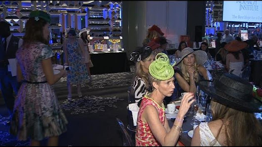 3rd Annual Haute Tea