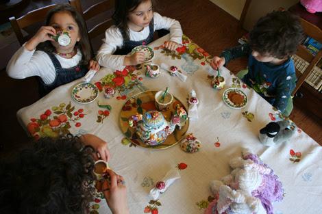 tea party.....