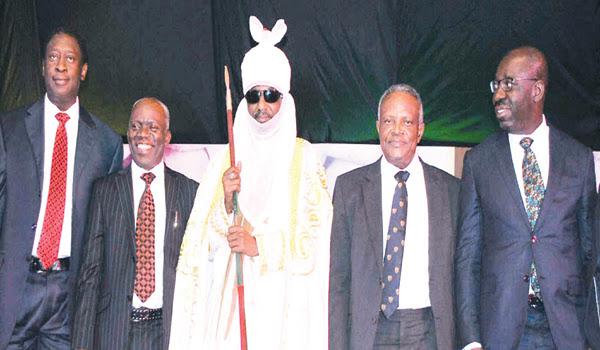 Sanusi advises Buhari to beware of praise singers
