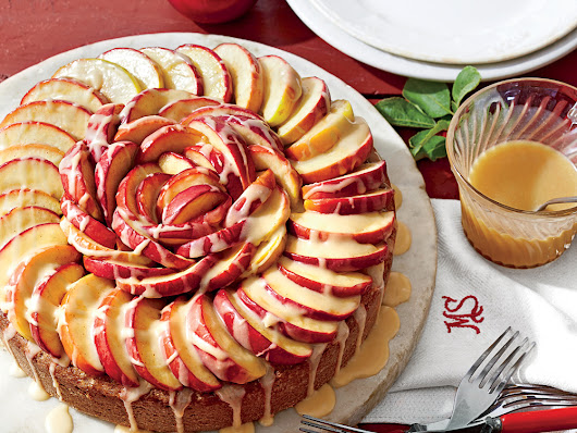 Caramel Apple Cake - recipes and cooking guide
