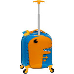 Rockland Children's My First Carry On Luggage - Izzy the Dinosaur