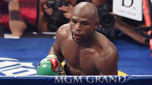 Mayweather planning to promote MMA due to 'unfair treatment of fighters'