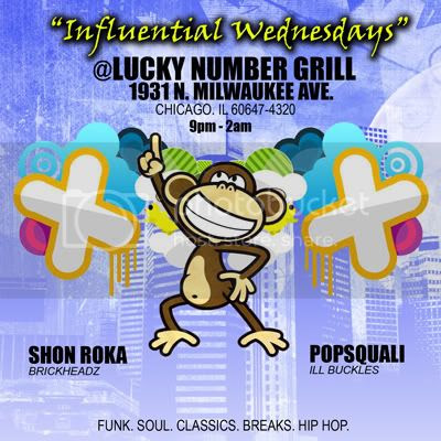 Shon Roka,Brickheadz,Popsquali,Peanut Gallery Network,Chicago,Hip Hop,Classics,Breaks,Funk