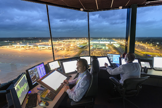 The six questions all air traffic control providers need to address this year - NATS Blog