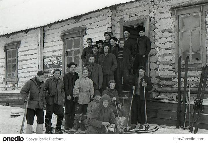 10-) Dyatlov'un Kamerasından 41. Bölge, 1959