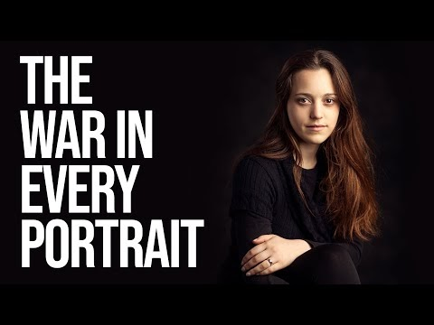 The War in every Portrait