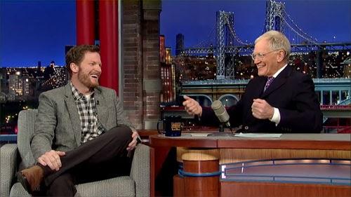 #NASCAR legend, #DaleEarnhardtJr. speaking with David Letterman about his #Daytona50 Victory. Watch ...
