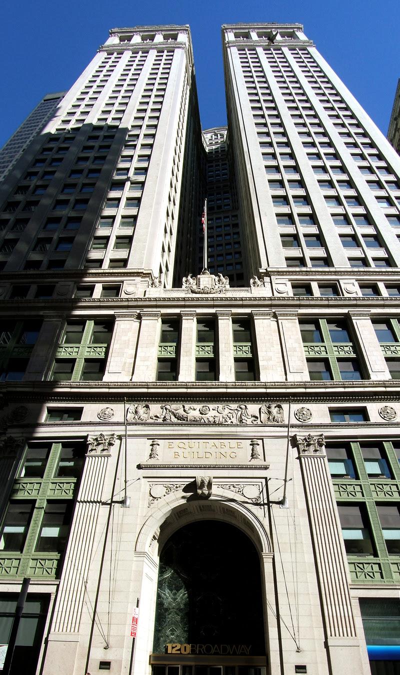 Equitable Building - The Skyscraper Center