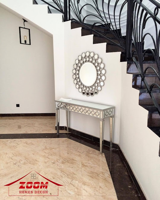 interiordesigning:   One unique console table -... - Zoom Homes Decor