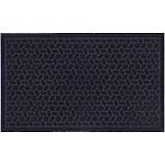 """1'6""""X2'6"""" Solid Tufted Doormats Navy - Mohawk"""