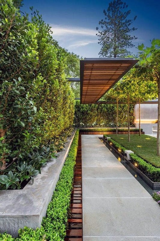 Top 70 Best Modern Landscape Design Ideas - Landscaping ...