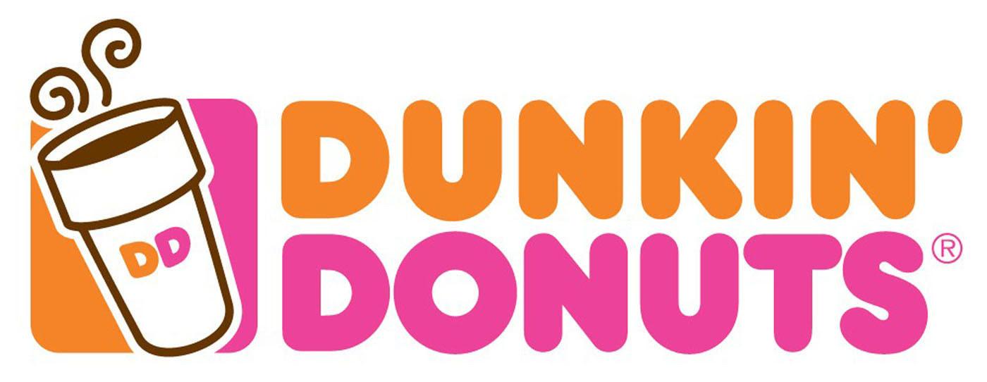 DUNKIN' DONUTS HOT LOGO