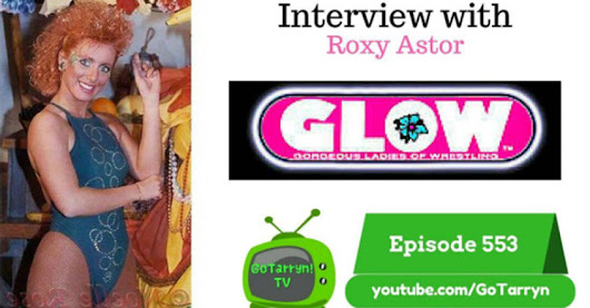 Roxy Astor, Original GLOW Girl Gives the Inside Story