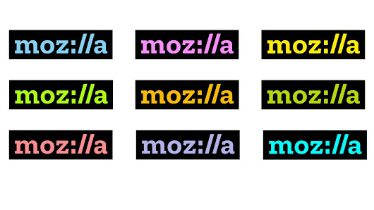 What do we think of Mozilla's new logo?