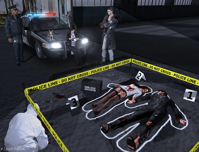 SLaughter on the Grid - Whodunnit?