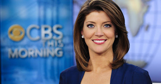 NEWS: CBS' Norah O'Donnell Opens Up About Skin Cancer