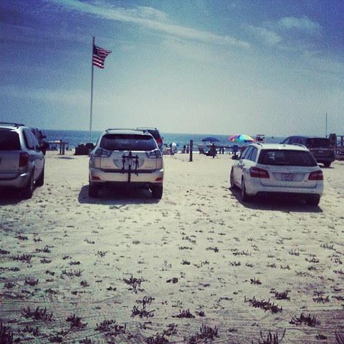 Bakers beach