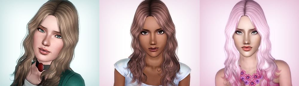 Cazy's Ordinary Day ~ Retextured for Teen to Elders