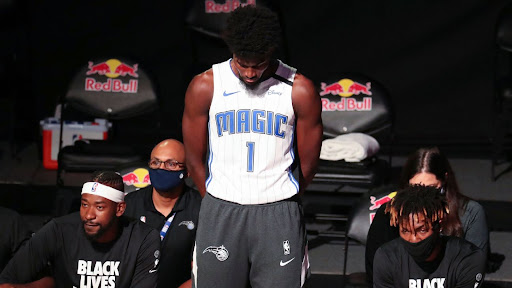 Avatar of Orlando's Jonathan Isaac first in NBA bubble to stand during anthem