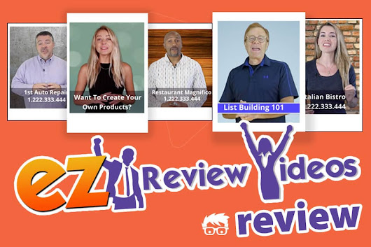 EZ Review Videos Review | May Be Hazardous to Your Business's Health