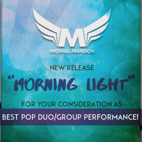 Morning Light - Michael Mansion feat. Natalie Nicole Gilbert - FYC Best Pop Duo by NatalieNicole