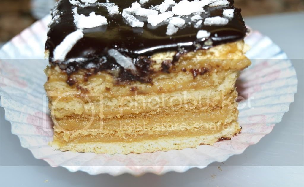 How To Make The Parts Of A Layered Cake