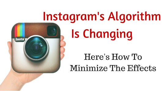 Instagram's Algorithm Is Changing - Here's What You Need To Know - Convert With Content