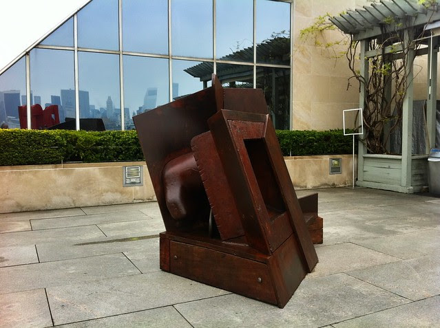 Anthony Caro, Met Roof Garden