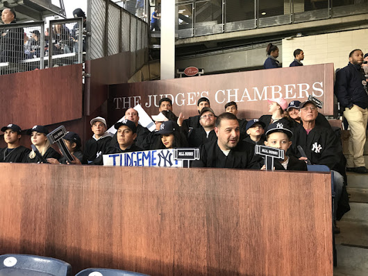 All Rise for Aaron Judge's New Fan Section at Yankee Stadium