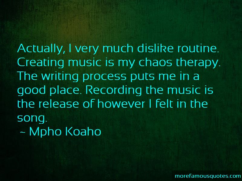 Good Music Therapy Quotes Top 3 Quotes About Good Music Therapy
