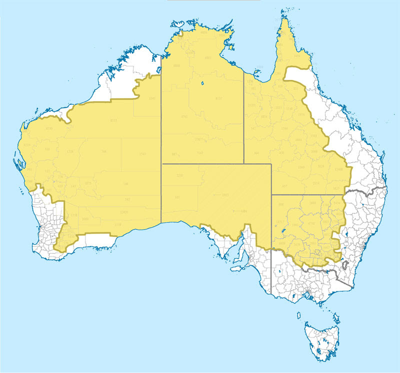 where-2-percent-of-australia-lives