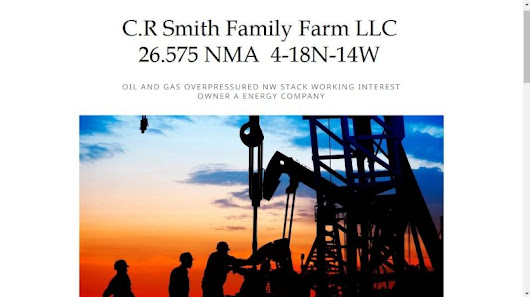 Welcome to C.R. Smith Family Farm, LLC