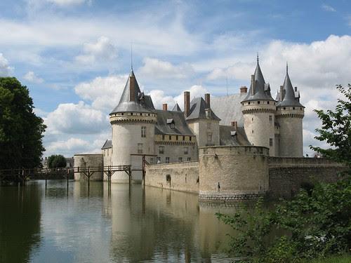 Castillo Sully castillos medievales