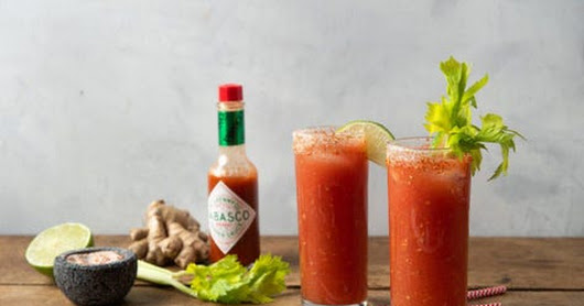 Celebrate National Bloody Mary Day With A New Version Of This Brunch Favorite
